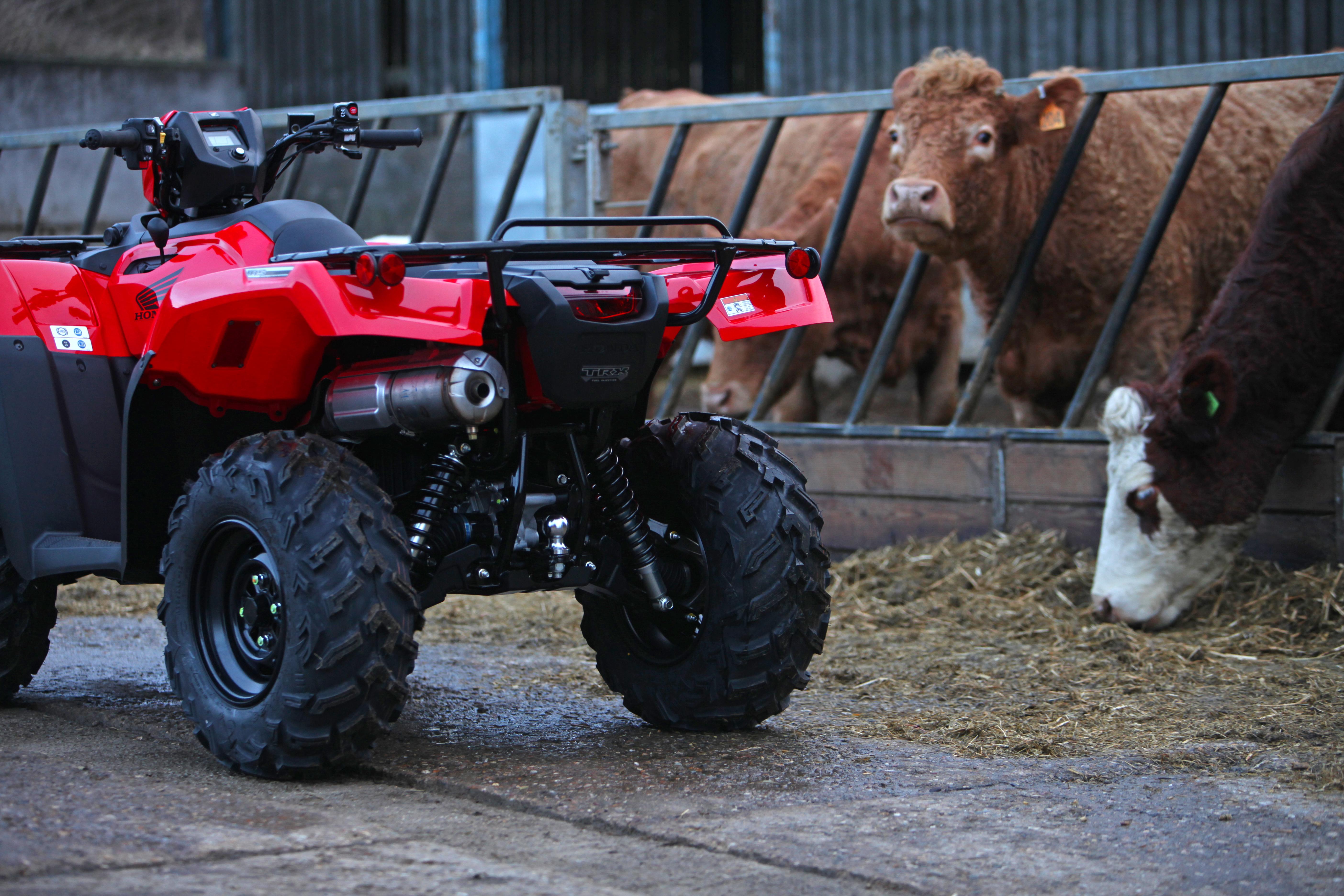 TRX500FA6-Farming