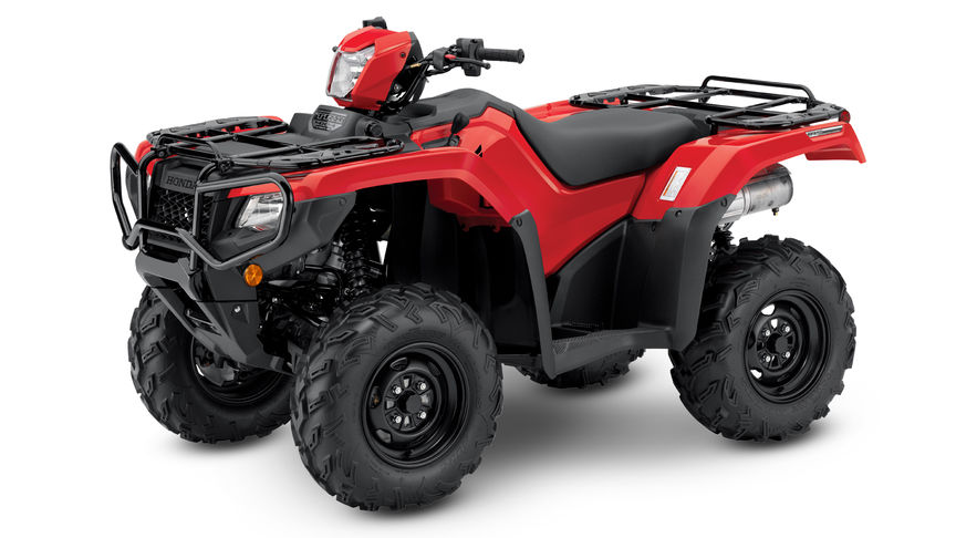 New Honda Foreman 500 (TRX500FM6) Manual | PS | IRS - Paul