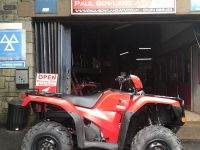 Used ATV - Paul Gowland ATV | Honda Dealer | New & Used Quad Bike